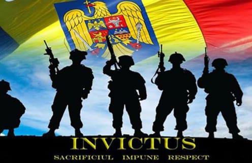 "Ștafeta Veteranilor ""INVICTUS"