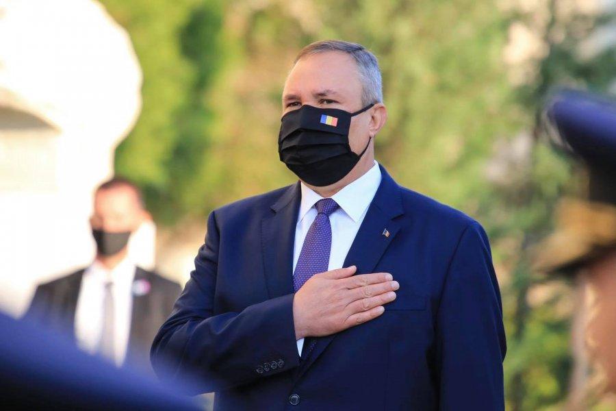 VIDEO Premierul desemnat: Am înţeles încredinţarea mandatului ca pe un gest de responsabilitate pentru a putea depăşi criza