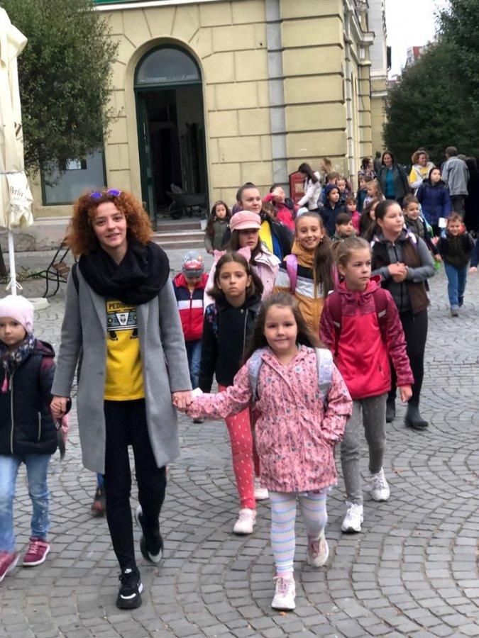Pedibus-urile din Sfântu Gheorghe, conduse săptămâna viitoare de voluntarii Serviciului de Ajutor Maltez