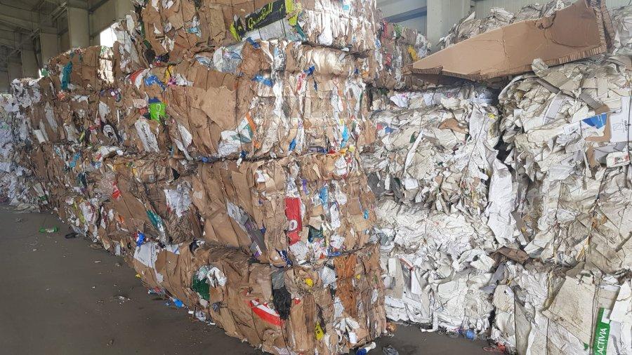 Drumul hârtiei până la reciclare