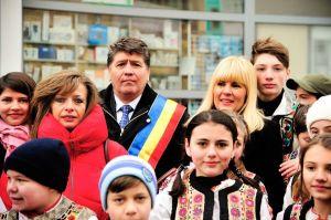 Familia Leoreanu si Elena Udrea