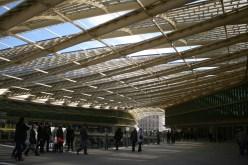 Forum des Halles et la Canopée - Paris - 10 avril 2016 - Photo M.S. Bock-Digne pour Mes Ailleurs