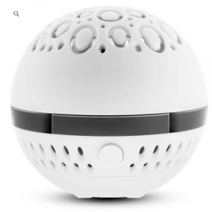 white AromaSphere Essential Oil Diffuser
