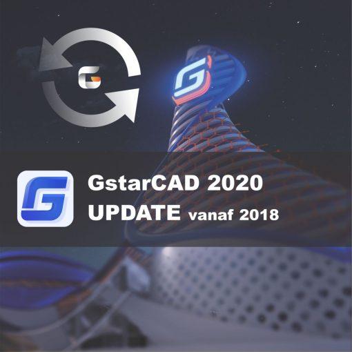 Update GstarCAD