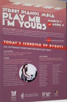 Mesa Arts Event Play Me I'm Yours