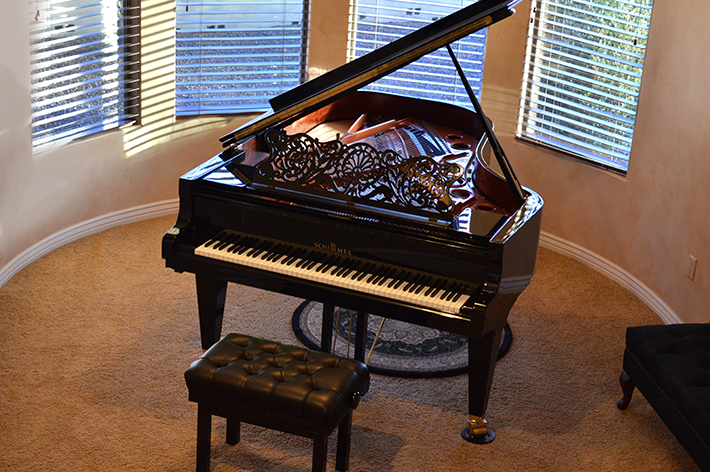 For Sale Schimmel 213 Konzert Grand Piano Mesa Piano
