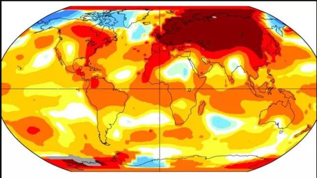 LAS CONSECUNCIAS DEL CAMBIO CLIMÁTICO