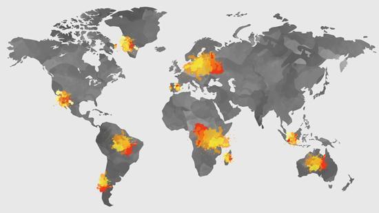 Incendios, inundaciones, sequías y huracanes, con o sin pandemia. ¿La Tierra arde?