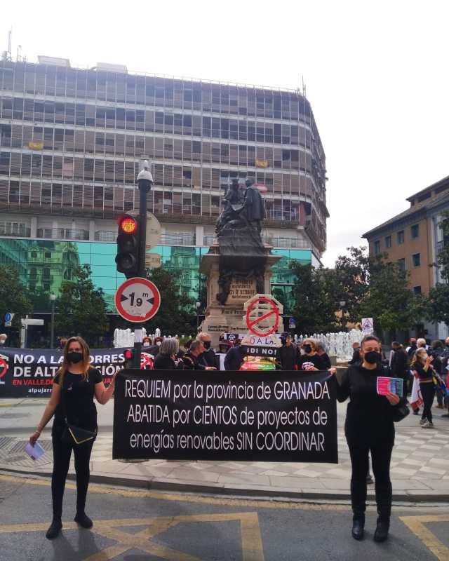 VIDEO: Réquiem por una Granada en concesión – Di no a las torres!