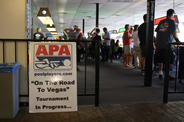 2014 APA City Tournament