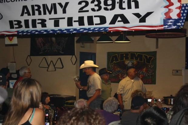 US Army 239th Birthday