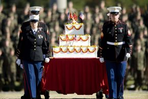 US Marine Corps Birthday