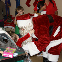 Annual Children's Christmas Party @ Post Hall | Mesa | Arizona | United States