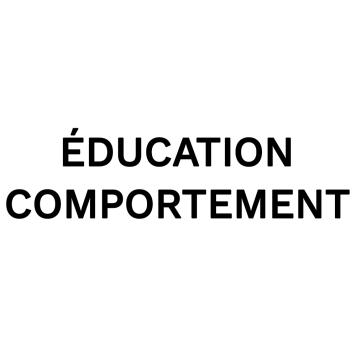 Education et comportement