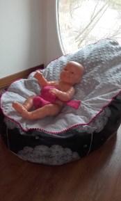 Pouf bébé 2