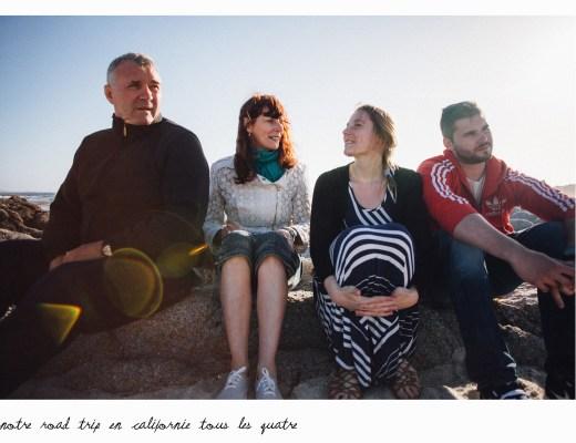 Photo de famille à Monterey