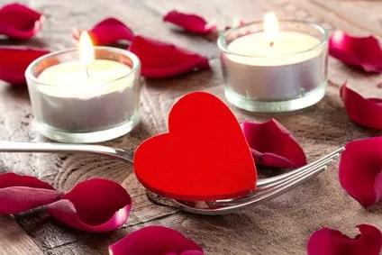 Un petit dîner aux chandelles en amoureux pour éviter la routine...weekend amoureux