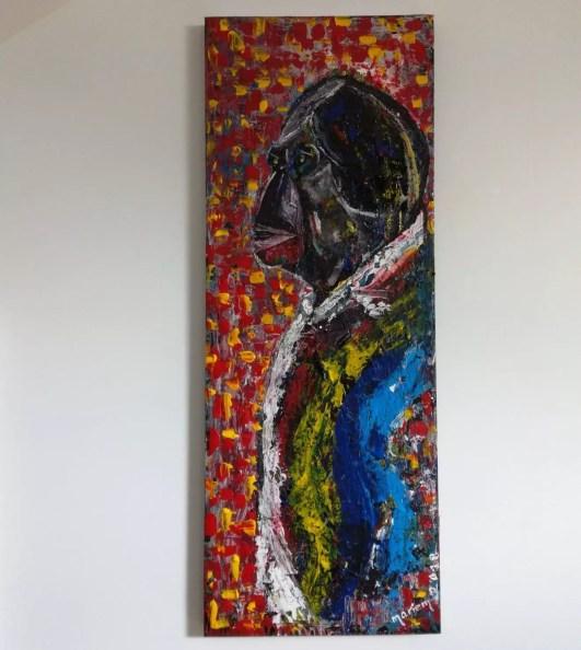 tableau acrylique de Marie Da Cruz