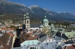 Innsbruck pour des vacances de rêve