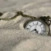 Savoir apprécier le temps qui passe