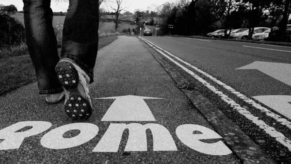 Rome à pied