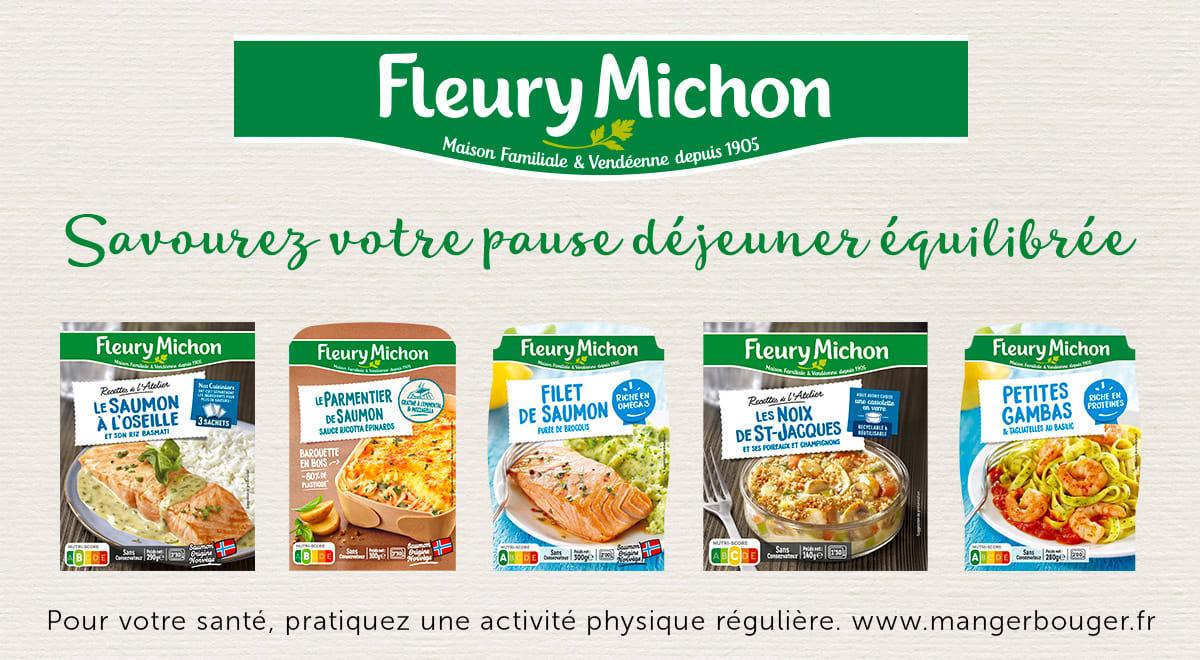 Coupon Rabais Mets Cuisines Fleury Michon A Imprimer De 1