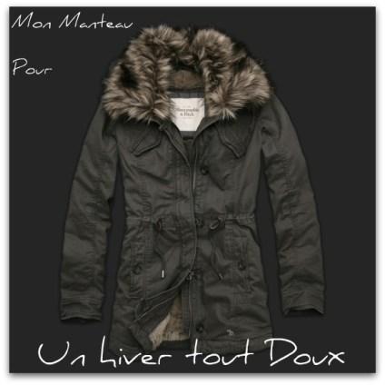 Manteau abercrombie fitch