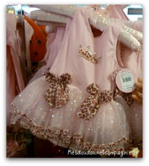 tenue de fete bebe