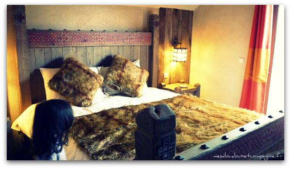 Yes we did it mes doudoux et compagnie blog de maman - Hotel ile de clovis puy du fou ...
