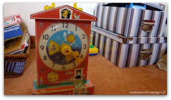 horloge-fisher-price