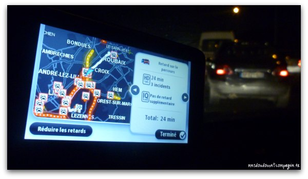 tomtom go live 1000 HD trafic