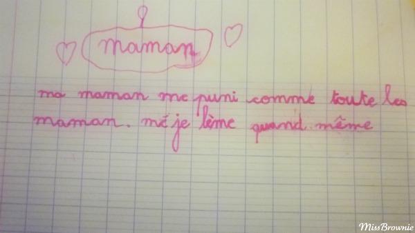 message-a-maman