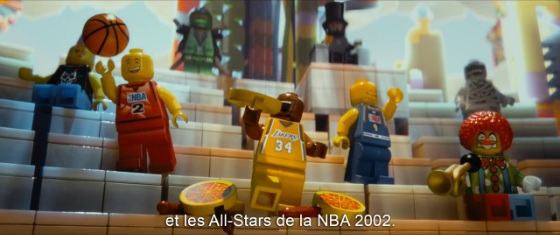 NBA all-star lego 2002