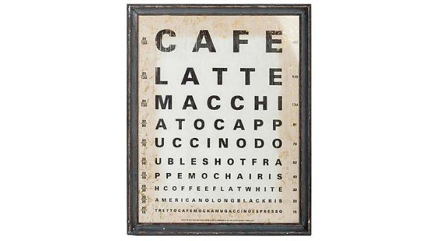 cadre café