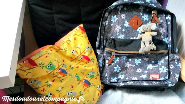 sac dos DDP fille