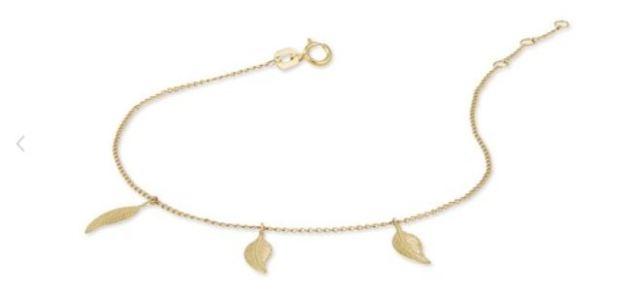 bracelet or plume