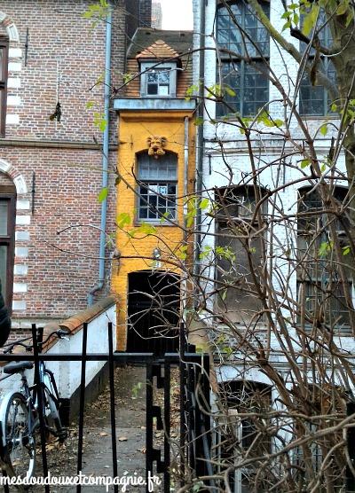 plus petite maison lille