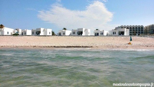 hotel desert tunisie