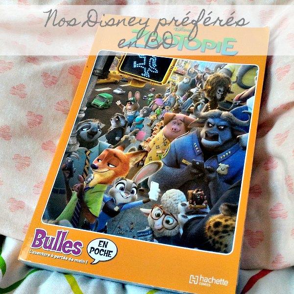 Bulles en poche : nos Disney préférés en BD {+ concours}