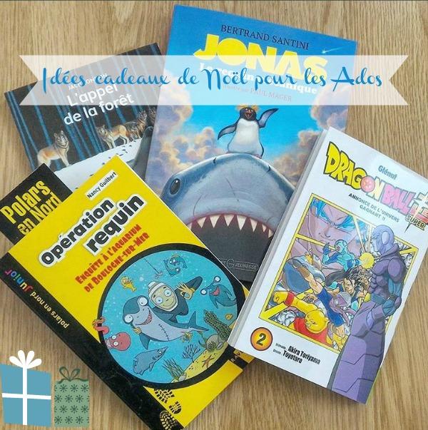 Idées cadeaux de Noël pour les Ados