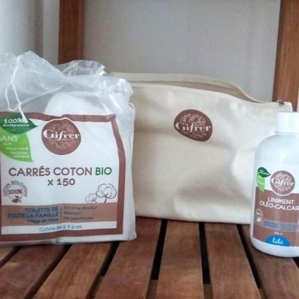 produits gifrer coton bio
