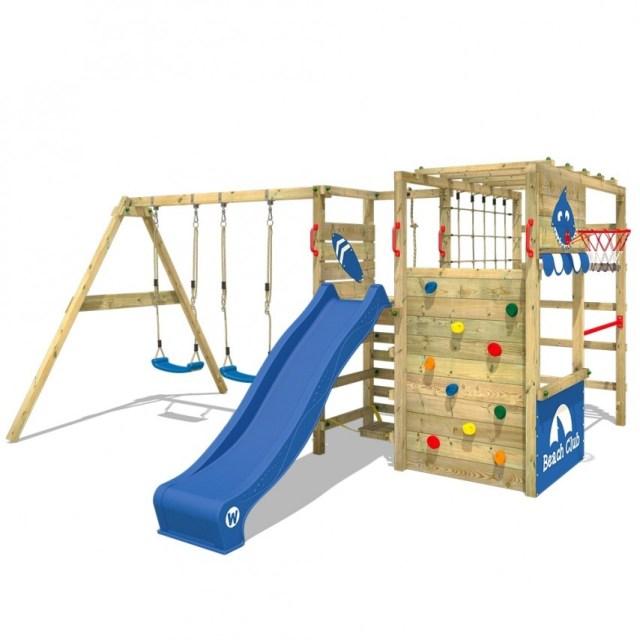aire de jeux pour enfant jardin