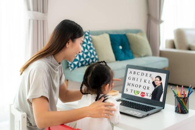 apprentissage anglais enfant