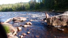 River, Mont Tremblant