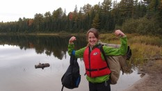 Canoe Trip, Algonquin
