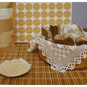 Greek Traditional Baker's Yeast With Hops For Leaven From Drama Make Homemade Bread Or Pastry