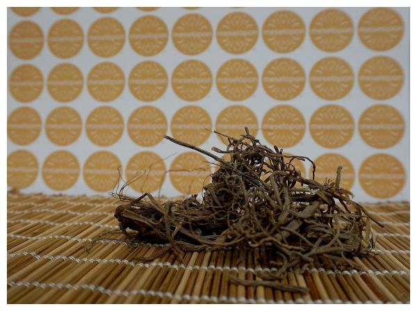Dried Valerian Herb Roots, Zoom