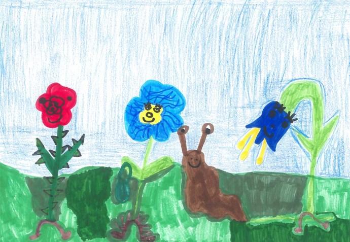 Kun-Dorottya-A csíkos virág net