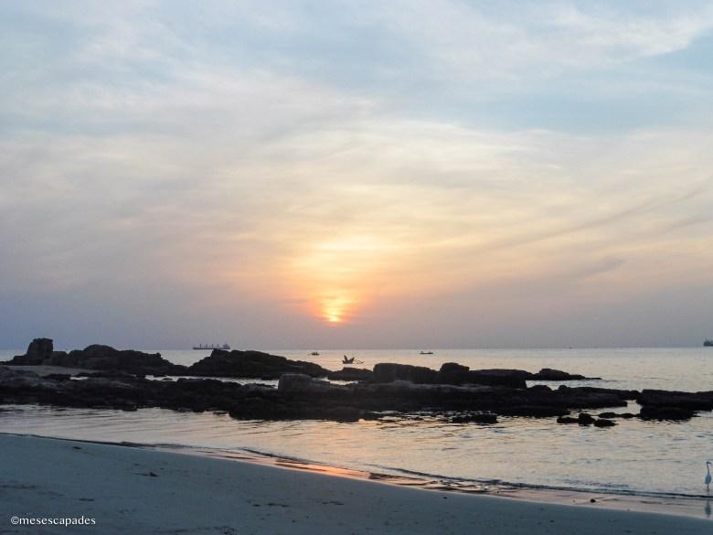 Où voir un beau lever de soleil au Sri Lanka ?