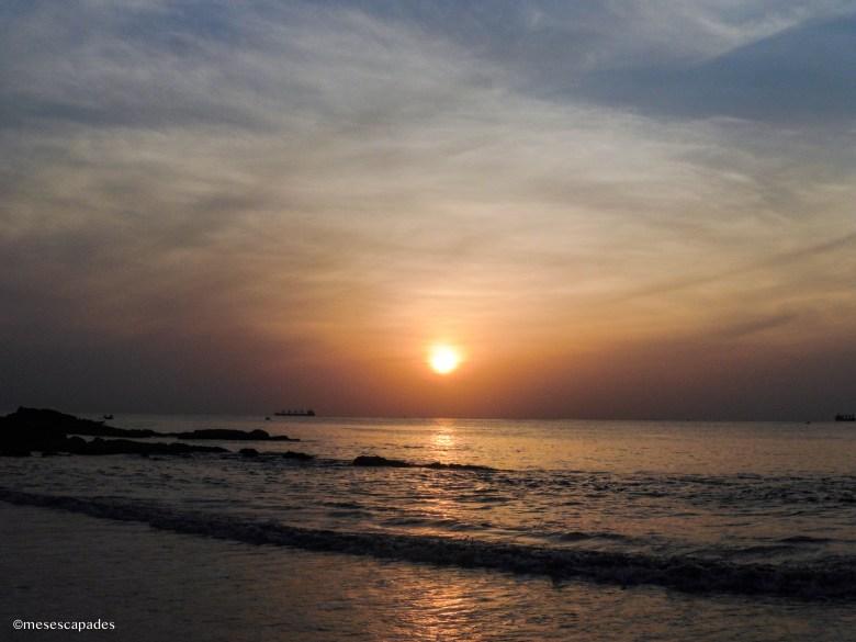 Lueurs du petit matin au Sri Lanka
